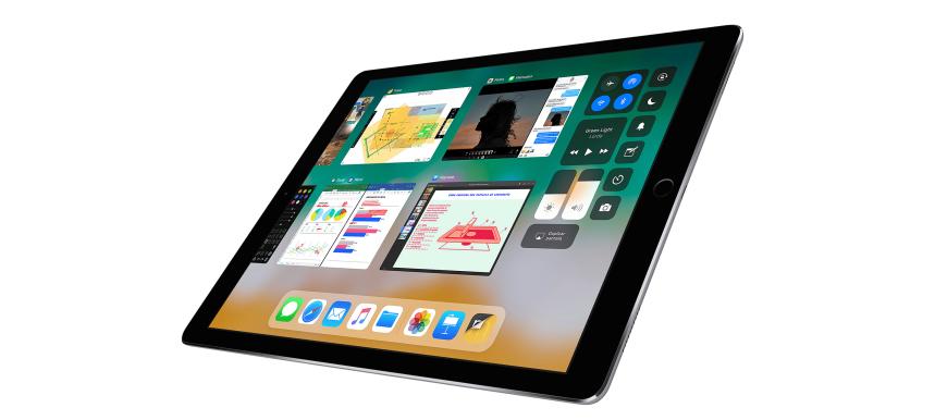 iPad Pro pantalla 120Hz